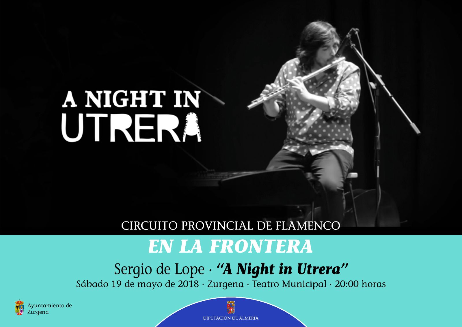 Noche de flamenco: Sergio de Lope presenta 'A night in Utrera'